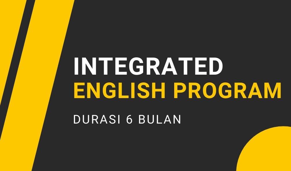 Integrated English Program