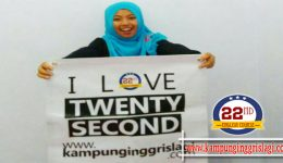 Siti Aisyah Alumni Twenty Second Kampung Inggris