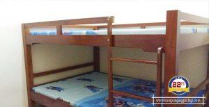 Tempat tidur siswa twenty second kampung inggris