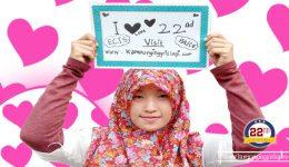 Tiara siswa twenty second kampung inggris