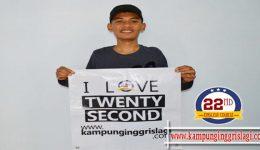 Naufal Abiyyu Alumni Twenty Second Kampung Inggris