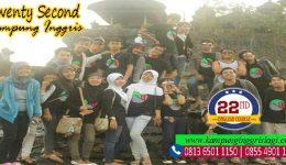 Twenty Second Kampung Inggris Goes To Bali