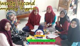 twenty second english course kampung inggris