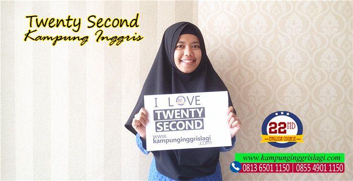 deana silvi (alumni twenty second kampung inggris)