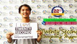 fauzie efendi (alumni twenty second kampung inggris)