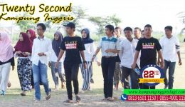 Integrated English Program (IEP) Twenty Second Kampung Inggris