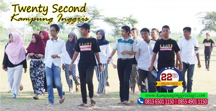 Integrated English Program (IEP) Twenty Second Kampung Inggris