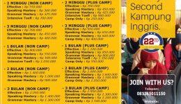 info pendaftaran kampung inggris