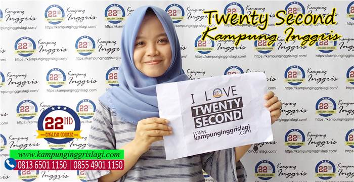 Rara Alumni Twenty Second Kampung Inggris