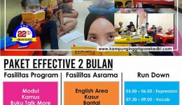 Program Efective 2 Bulan