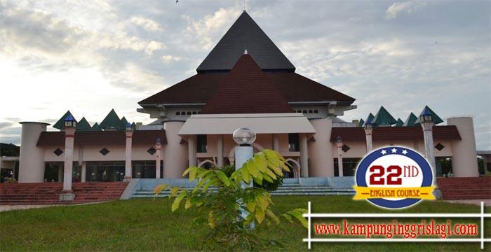 Masjid Agung Annur Kampung Inggris Pare Kediri