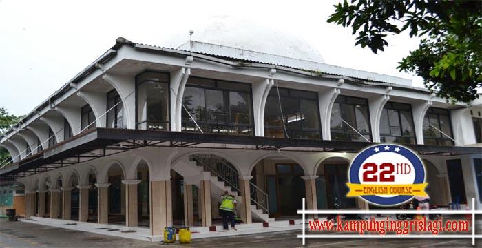 Masjid Darul Falah Jalan Anyelir Pare Kediri