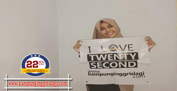 Nada Alumni Twenty Second Kampung Inggris