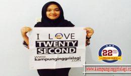 Aisyah Alumni Twenty Second Kampung Inggris