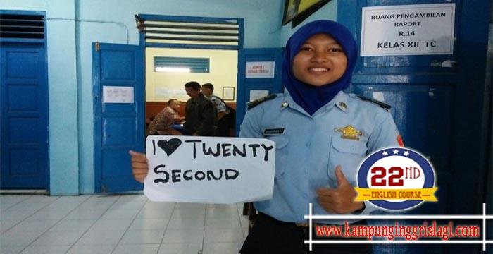 Naftareca Alumni Twenty Second Kampung Inggris