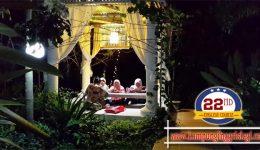 Bali House, nuansa tenang cocok buat melepas kepenatan belajar sejenak.