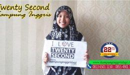 rifa (alumni twenty second kampung inggris)