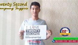kevin sandra (alumni twenty second kampung inggris)