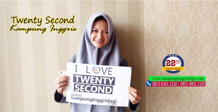 riska alumni twenty second kampung inggris